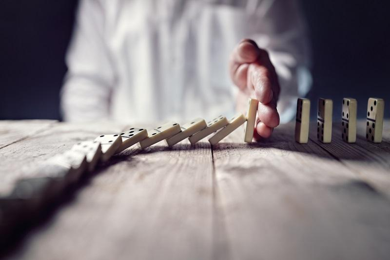 Domino - wznawianie działalności
